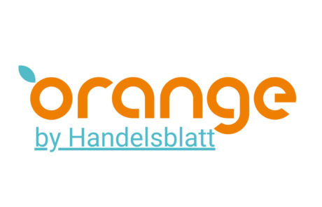 Orange by Handelsblatt Logo