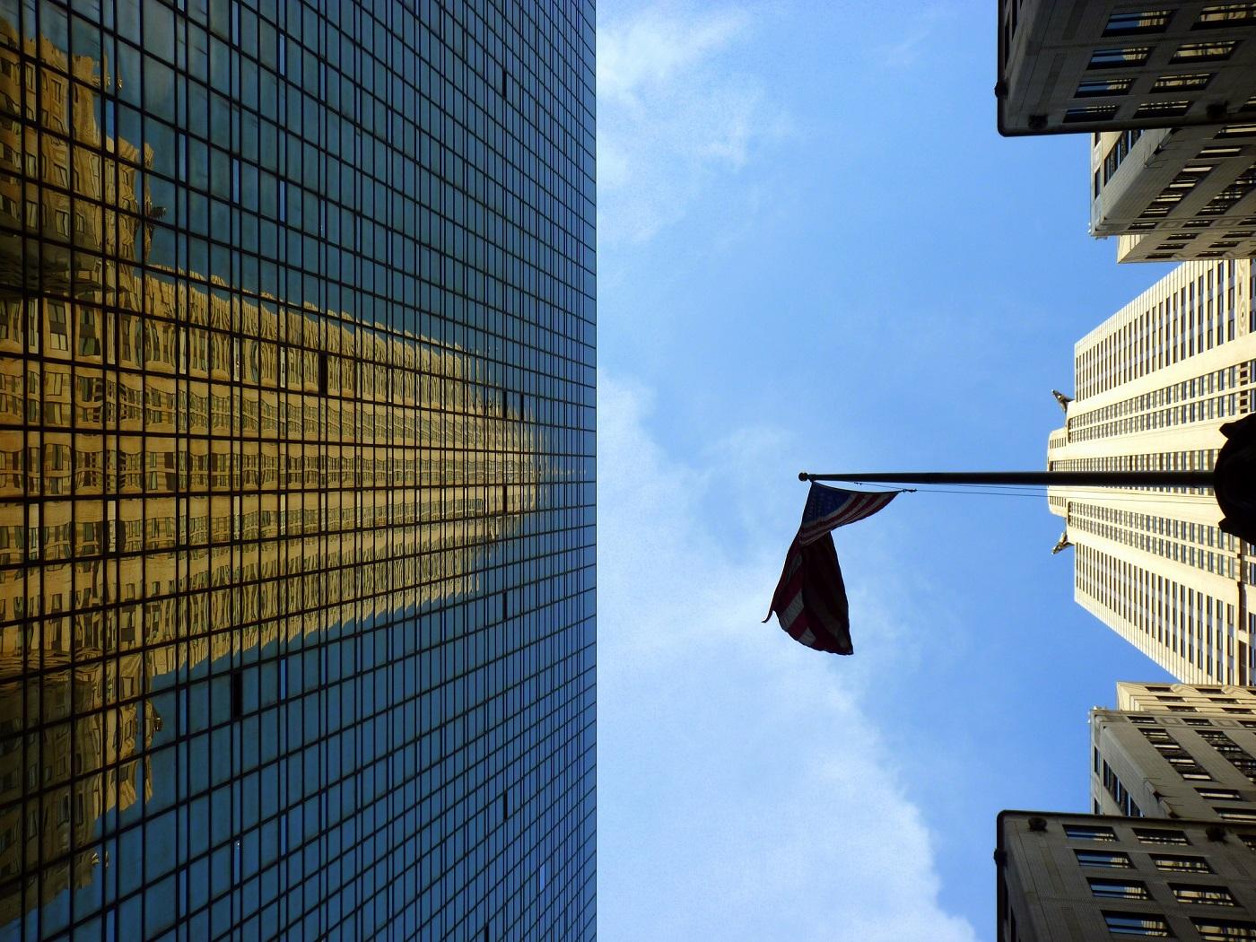 Rockefeller Gebäude USA Bild