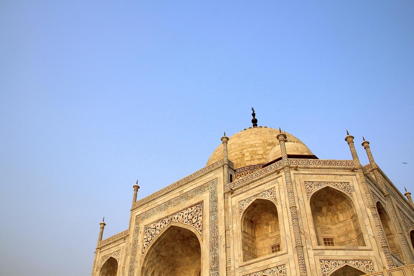 Taj Mahal Indien Bild