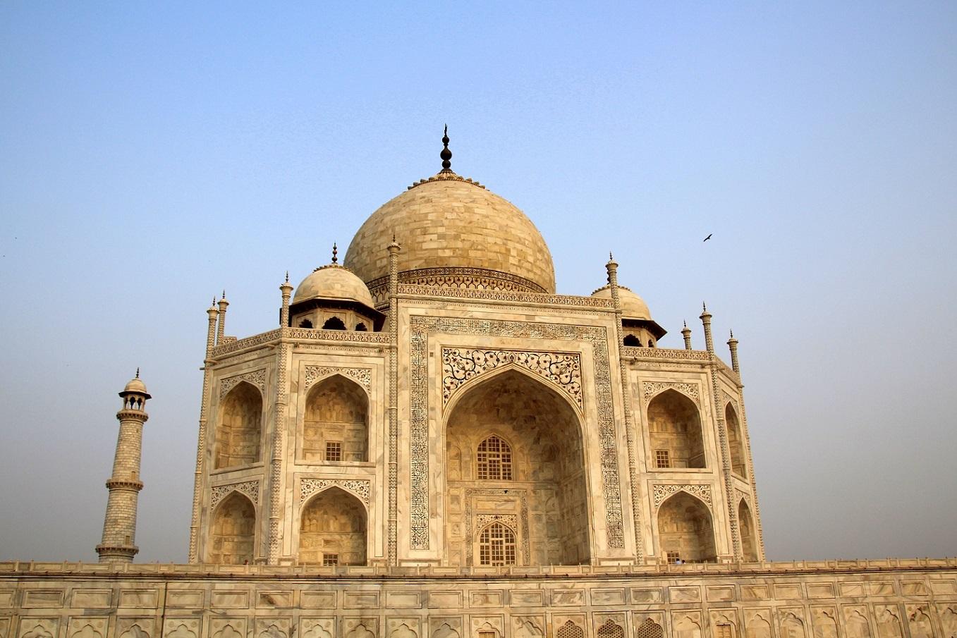 Taj Mahal India Picture