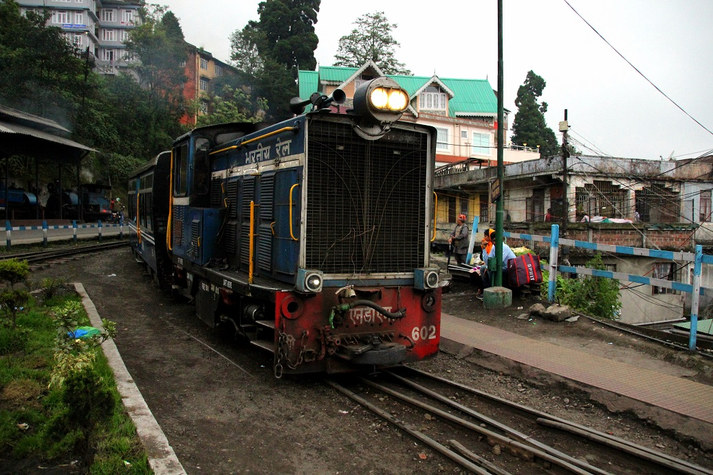 Toy Train India Picture