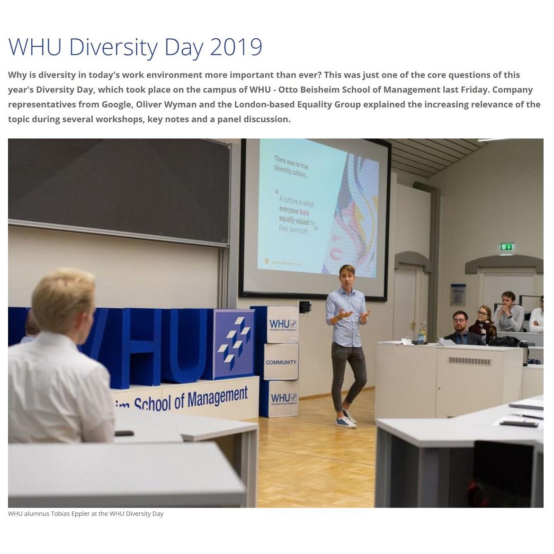 Diversity Day 2019