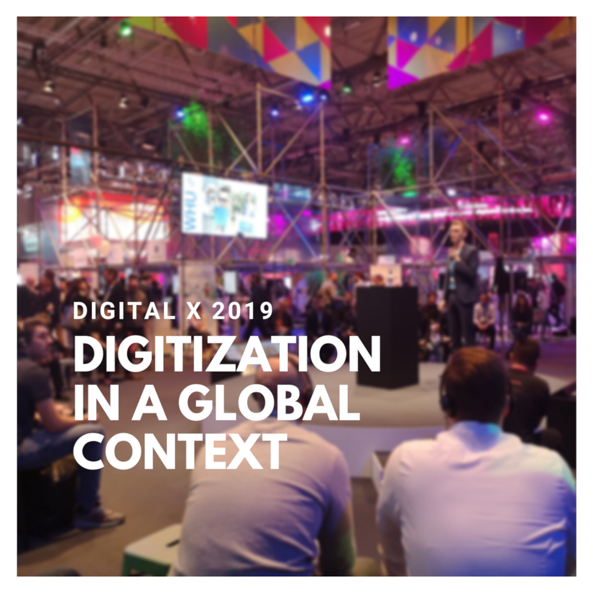Digitization in a global context